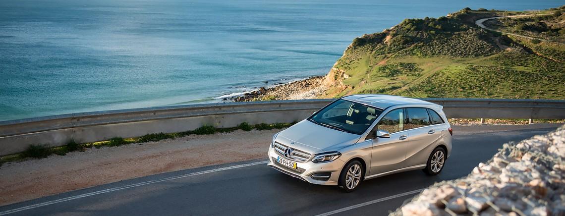 Noua reclamă la Mercedes-Benz B-Class – Fără compromisuri!