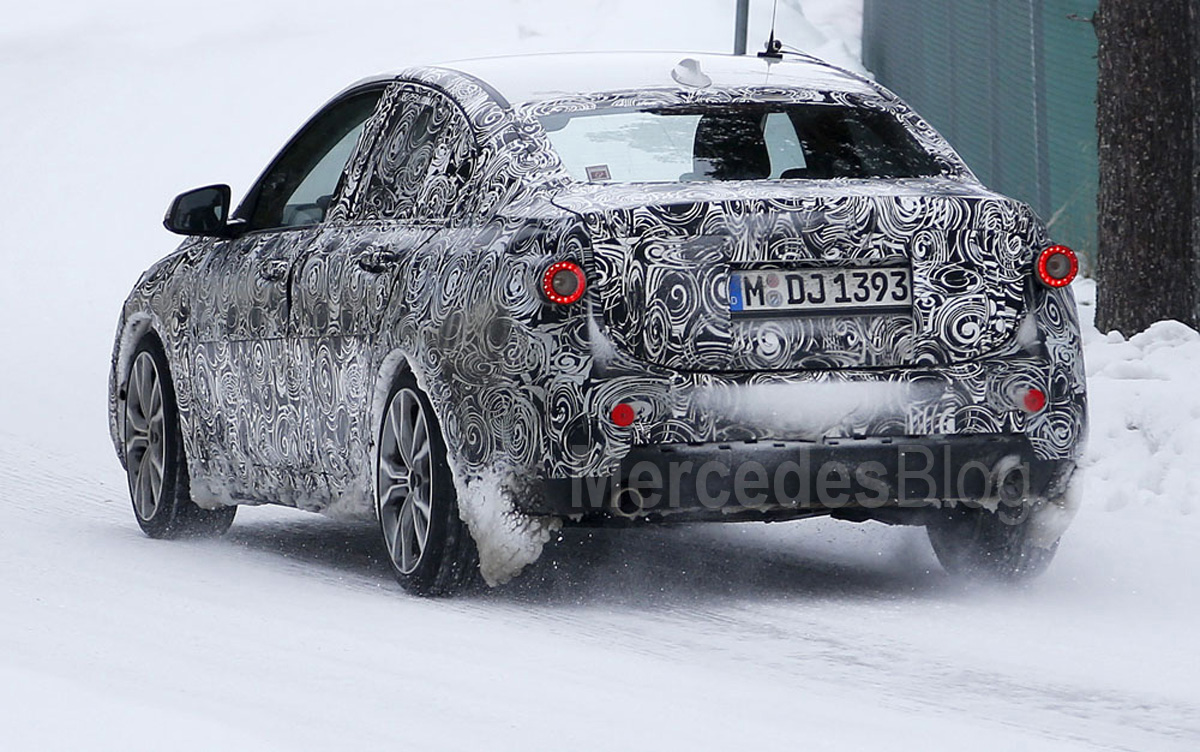 Spy-Photo BMW Seria 1