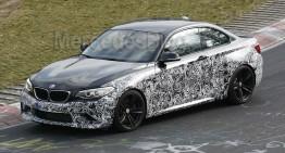 BMW M2 – mașina finală de serie