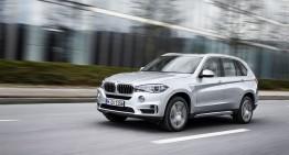 BMW X5 xDrive 40e: primul Plug-In Hybrid BMW din gama tradițională