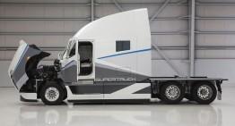 Este oficial: Viitorul Daimler Supertruck!