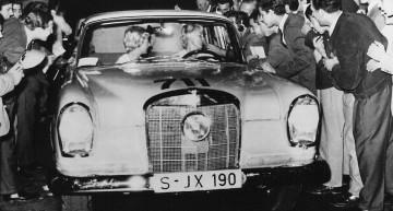 Ewy Rosqvist – Baroneasa Mercedes-Benz