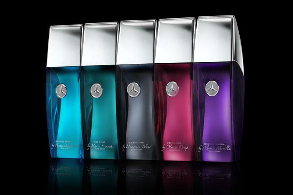 Parfumul Mercedes-Benz