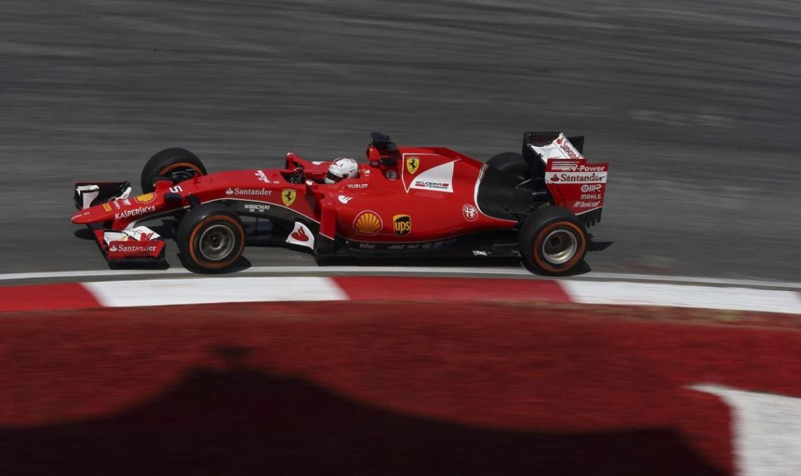 F1 Malaezia: Ferrari is back!