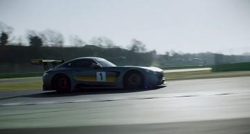 Video: încă un clip cu Mercedes-AMG GT3 în acțiune