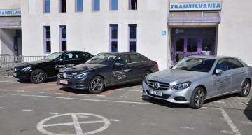 Mercedes-Benz, partener oficial al Cupei Davis în România