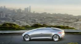 Informații noi despre viitorul Mercedes-Benz F 015