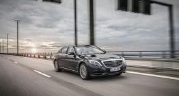 Noul Mercedes S 500 4Matic va fi mașina oficială a președintelui Klaus Iohannis