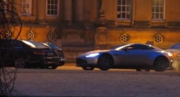 "Mercedes în ""Spectre"" din seria James Bond, ultima escapadă a celebrului spion"