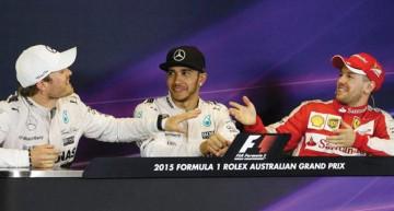 "Nico Rosberg îl invită pe Vettel: ""Vino să ne spionezi!"""