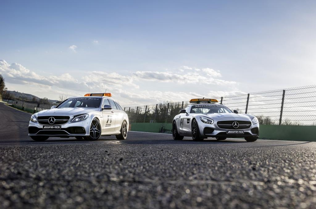 Mercedes-AMG GT S – noul Safety Car din Formula 1