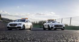 Mercedes-AMG GT S – noul Safety Car din Formula 1