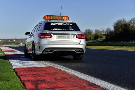 Safety car & medical car5