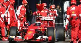 Ferrari scapă de penalizare, Rosberg și Vettel se atacă