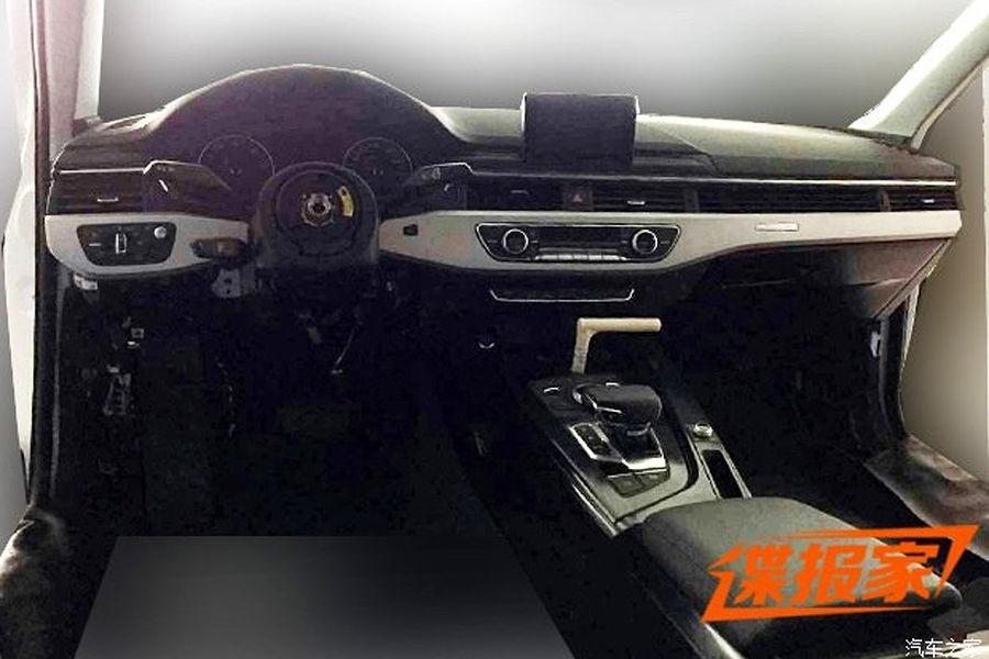 Interiorul noului Audi A4, deconspirat. Imagini spion cu rivalul Clasei C