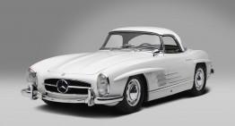 Este vremea licitației pentru câteva modele Mercedes-Benz la Bonhams!