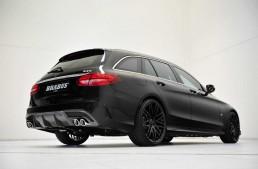 Mercedes-Benz Clasa C AMG Line break modificat de Brabus