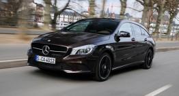 Mercedes-Benz CLA Shooting Brake. Primul test de la AutoExpress