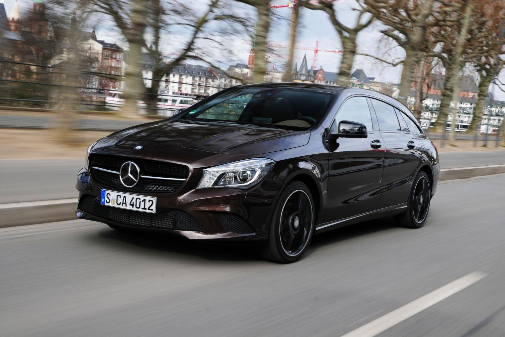 Mercedes-Benz CLA Shooting Brake. Primul test de la AutoExpress