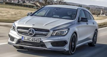 Primul test cu Mercedes-Benz CLA 45 AMG. Verdictul dat de Autocar