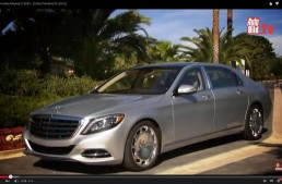 VIDEO REVIEW: Mercedes-Maybach S 600 testat de Auto Bild