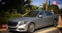 VIDEO REVIEW: Mercedes-Maybach S 600 testat de Auto Bild