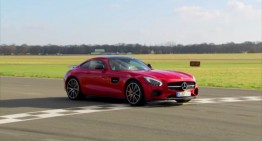 Runda record al lui Stig cu Mercedes-AMG GT S (video)