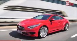 Mercedes-Benz pregătește un rival pentru Audi TT