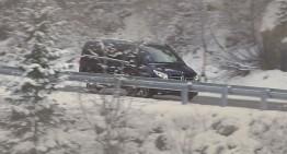Mercedes-Benz Clasa V într-o poezie în mișcare