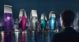 Parfumul Mercedes-Benz miroase a lux
