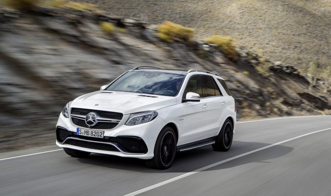 Mercedes-Benz GLE, dezvăluit oficial – foto și detalii complete