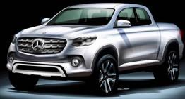 Primul pick-up Mercedes-Benz este pe cale să devină realitate
