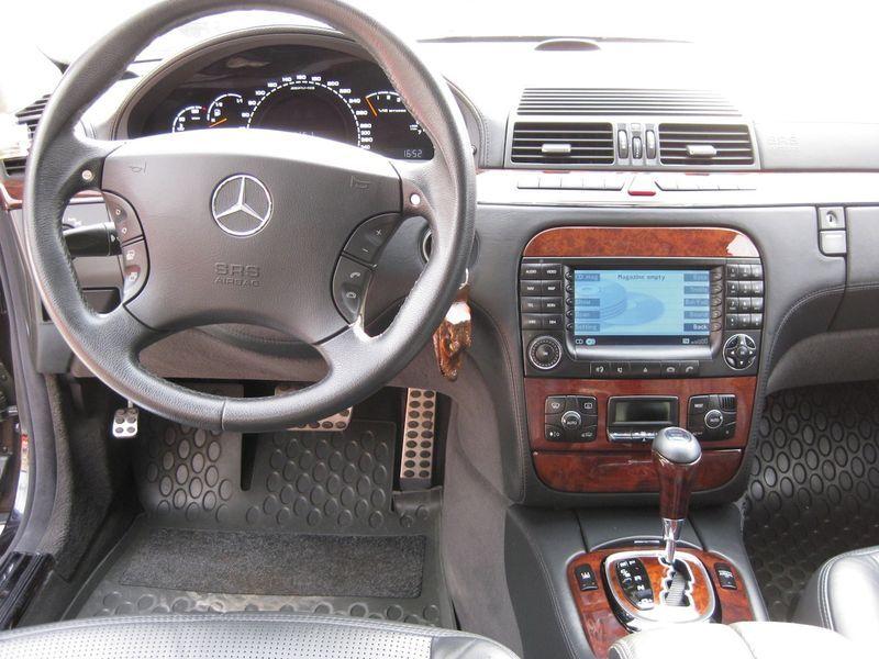 "Mercedes ""Dragon"" S-Class"