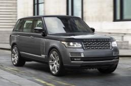 Cel mai fioros rival pentru GL: Range Rover SVAutobiography