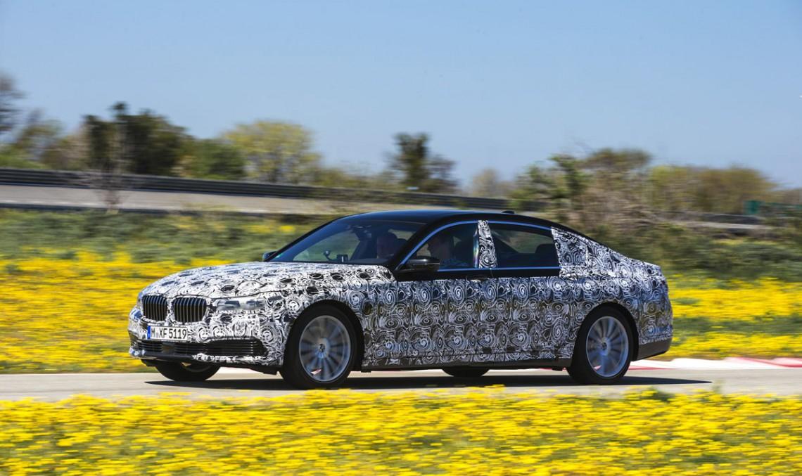 BMW Seria 7 iese la luptă – noi informații și fotografii oficiale