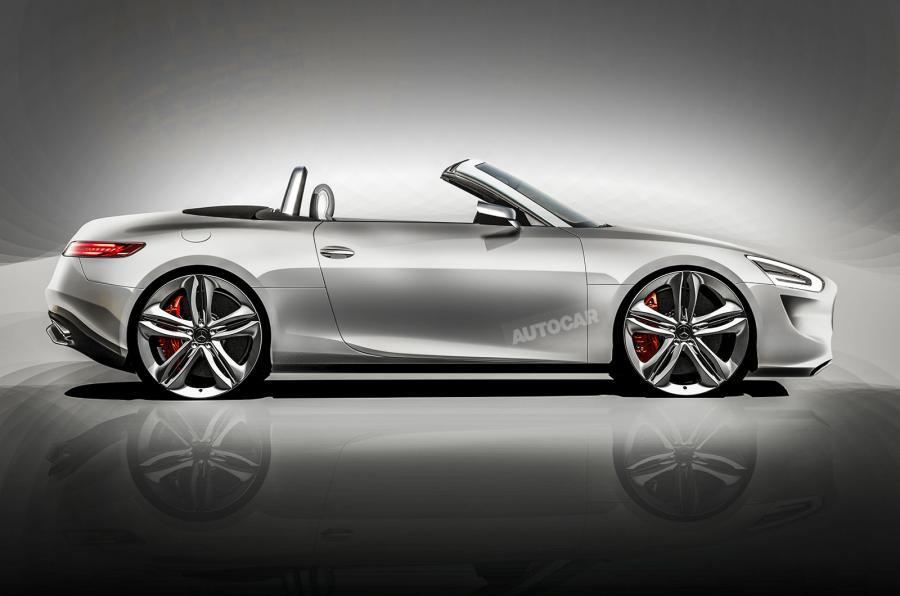 Autocar render 2 Audi TT rival
