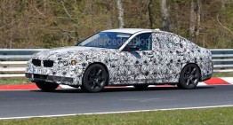 Noul BMW Seria 5 spionat din nou – cele mai recente fotografii