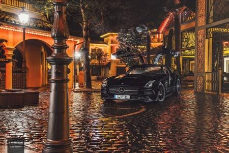 Europa Park 7 SLS AMG