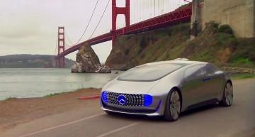 F015 Luxury in Motion – tur interior și plimbare prin SF
