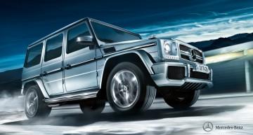 "Cinci trofee ""Off Road 2015″ pentru Mercedes-Benz"