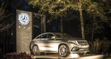 Mercedes-Benz joacă golf ca sponsor principal al turneului Masters