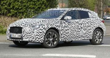 Infiniti QX30: Mercedes GLA de la Infiniti
