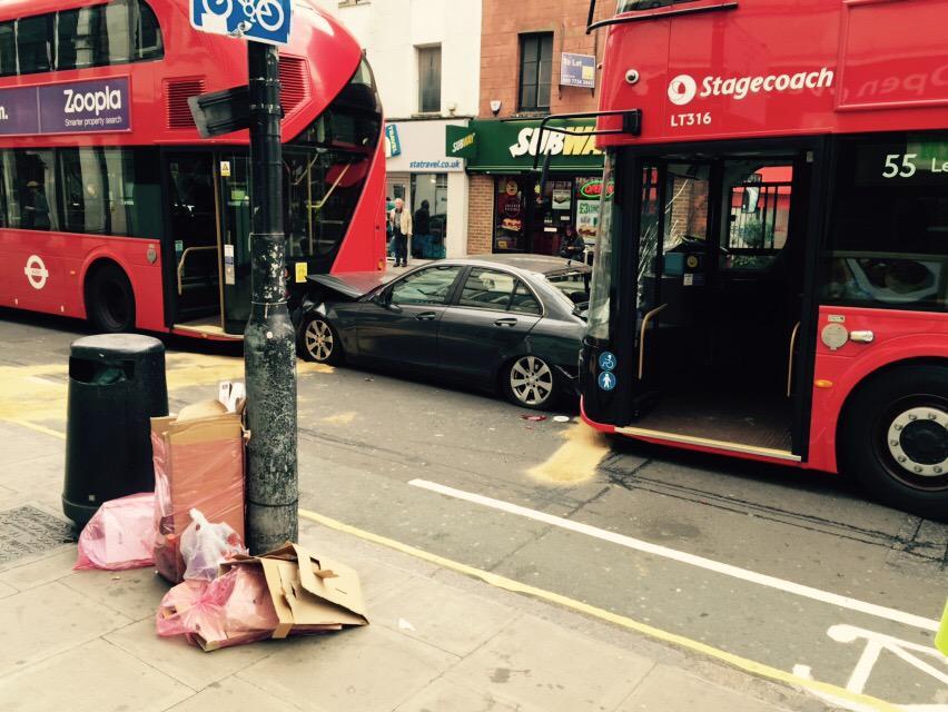 London Crash 3