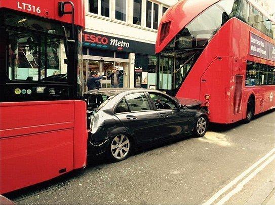 London Crash new