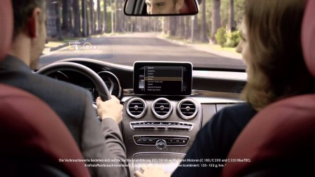 Mercedes-Benz C-Class commercial 4