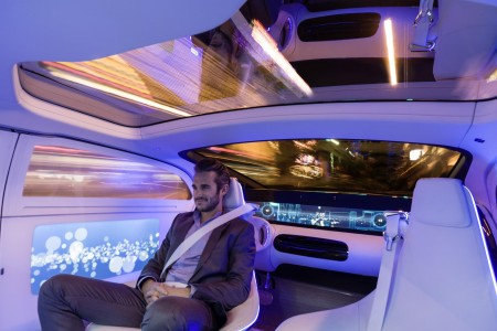 Mercedes-Benz F015 Luxury in Motion 2