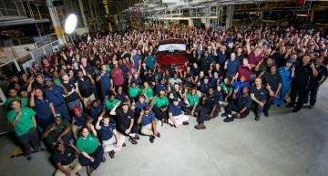 Mercedes-Benz sărbătorește debutul producției noului GLE Coupe