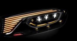 Conceptul GLC Coupe poartă faruri din viitor