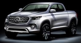 Daimler confirmă parteneriatul cu Nissan pentru construirea unui pickup