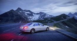 Magie în Alpi cu Mercedes S 63 AMG